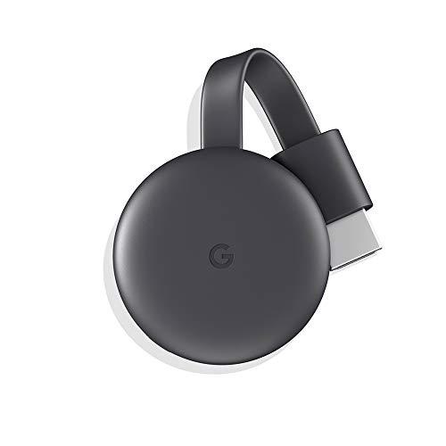 Google Chromecast, Carbón, Reproduce contenido en streaming