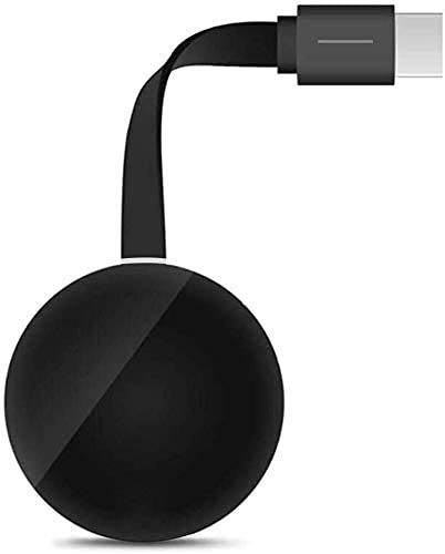 FITOYA Aparato para la conexión de, WiFi inalámbrico 1080P Mini Aparato Receptor HDMI TV Miracast DLNA Airplay para iOS/Android/Mac