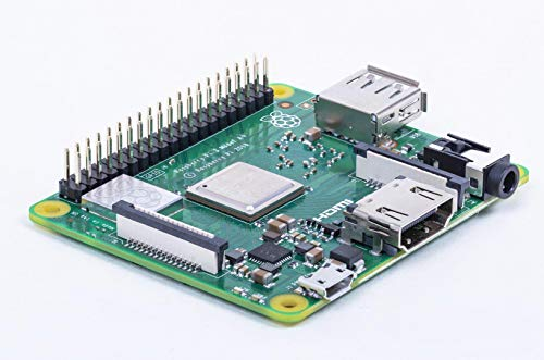 Raspberry Placa Base PI 3 Modelo A+, Cortex a 1.4GHZ, WiFi 5GHZ (11811853)