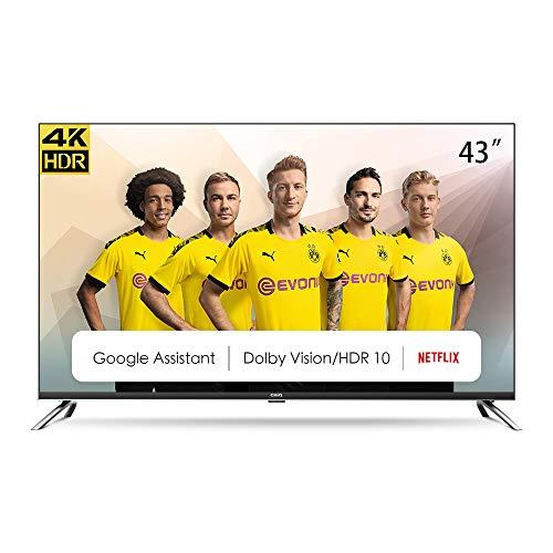 CHiQ Televisor Smart TV LED 43