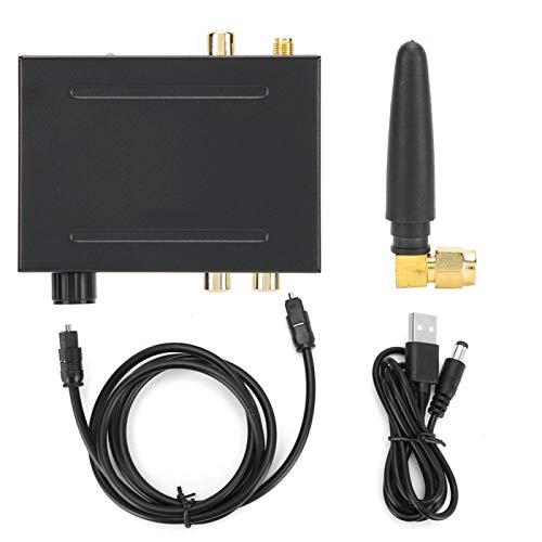 Gaeirt Decodificador de Audio, Modo Bluetooth Bluetooth5.0 Decodificador de Audio Digital a analógico para la enseñanza de instituciones de formación para teatros en casa para Salas de reuniones