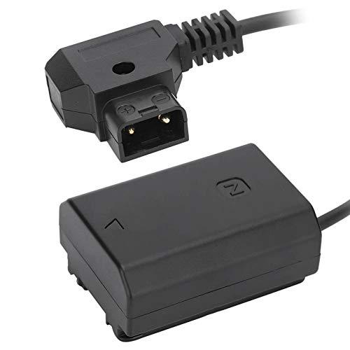 Surebuy Batería simulada de decodificador Completo de Elevador de Voltaje Incorporado, para cámara Sony A9