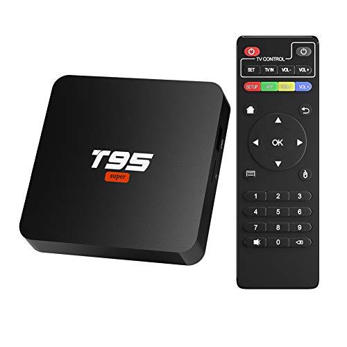 Android 10.0 TV Box,TV Box 2GB RAM/16GB ROM Allwinner H3 Quad-Core Support WiFi/Ethernet 4K HDMI
