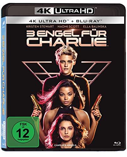 3 Engel für Charlie (4K Ultra HD) (+ Blu-ray 2D) [Alemania] [Blu-ray]